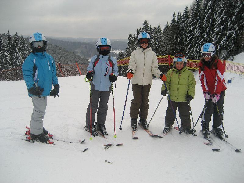 Ski-Club Kids bei den Berliner Meisterschaften