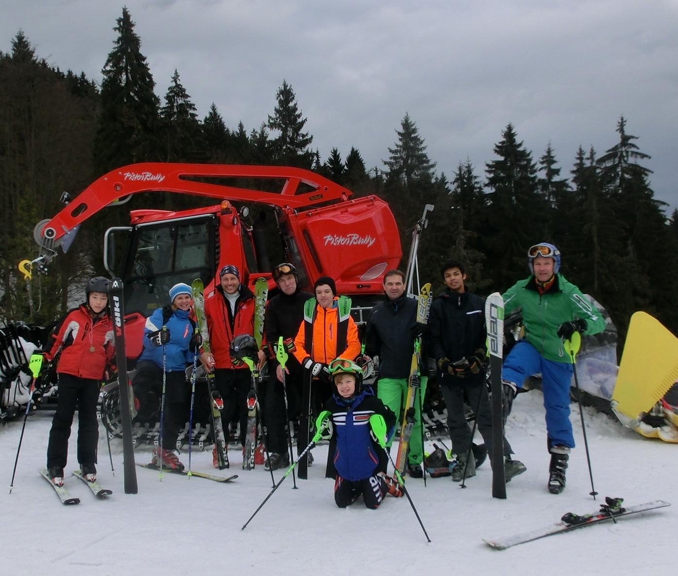 Ski-Club Racingteam 2015